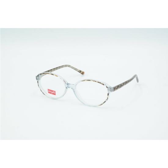 Simple Szemüvegkeret Női 9035-CL79<p> Méret: 52-17</p>